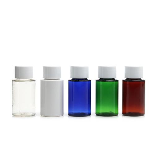 ボトル「化粧品容器」ネジキャップ T20 (1,100個)