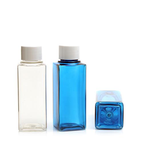 ボトル「化粧品容器」ネジキャップ T60 四角 (640個)