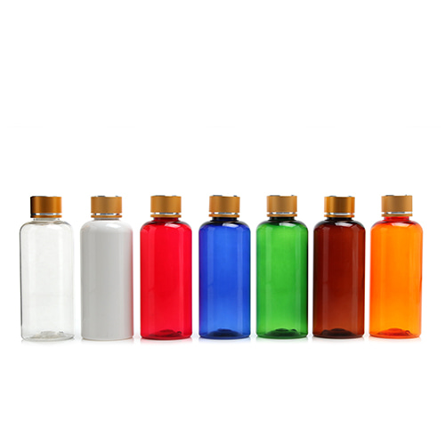 ボトル「化粧品容器」金属ネジキャップ T100 (486個)