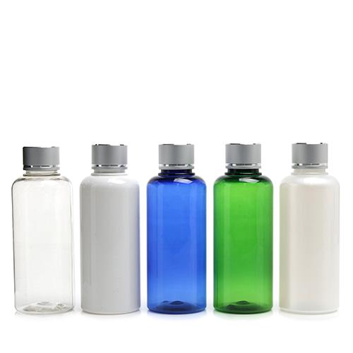 ボトル「化粧品容器」金属ネジキャップ T150 (256個)