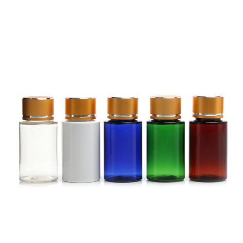 ボトル「化粧品容器」金属ネジキャップ T20 (1,100個)