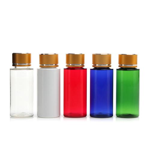 ボトル「化粧品容器」金属ネジキャップ T30 (1,070個)