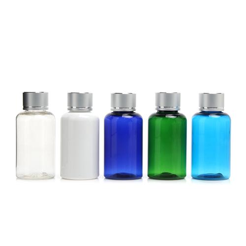 ボトル「化粧品容器」金属ネジキャップ T50 (900個)