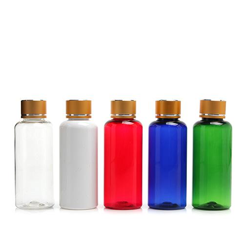ボトル「化粧品容器」金属ネジキャップ T70 (726個)