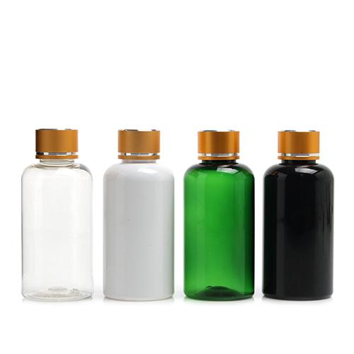 ボトル「化粧品容器」金属ネジキャップ T80 (576個)