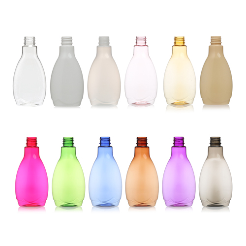 flat-bottles-container